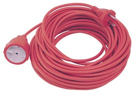 Verners Extension Cord Red 30m