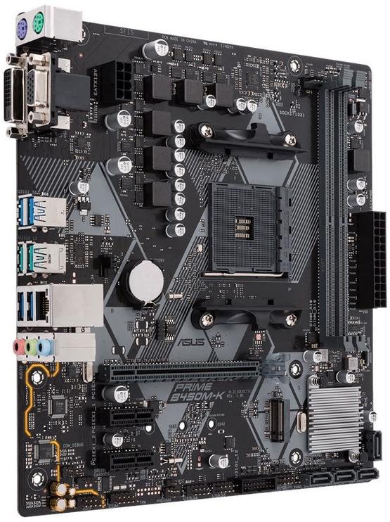 Mātesplate Asus Prime B450M-K
