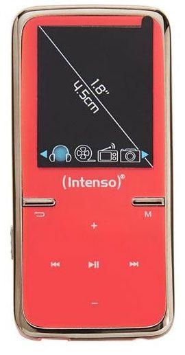 Mūzikas atskaņotājs Intenso Video Scooter Pink, 8 GB