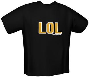 GamersWear LOL T-Shirt Black L