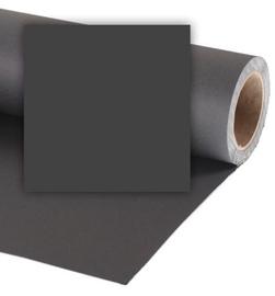Colorama Studio Background Paper 2.72x11m Black