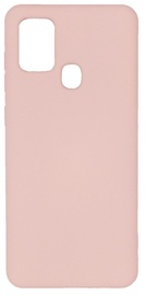 Evelatus Soft Touch Back Case For Samsung Galaxy A21s Beige