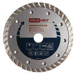 Dimanta griešanas disks Haushalt, 180x1,6x22,23