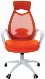Biroja krēsls Chairman Executive 840 DW05/PU52A Orange
