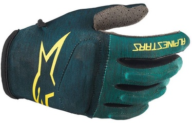 Alpinestars Youth Racer Gloves Blue S