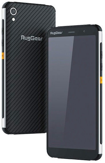 RugGear RG850 Dual Black