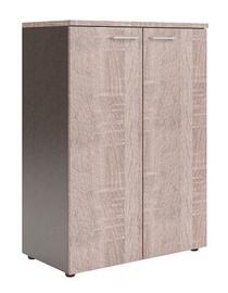 Skyland Wave WMC 85.1 Office Cabinet Sonoma Oak/Legno Dark