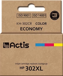 Actis Cartridge KH-302CR For HP 21ml MultiColor