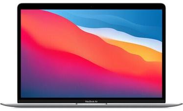 Ноутбук Apple MacBook Air Retina / M1 / SWE / Silver, 8GB, 256GB, 13.3″