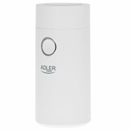 Кофемолка Adler AD4446, белый