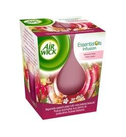 Ароматическая свеча Air Wick Essential Oils Berry Blossom