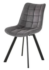 Ēdamistabas krēsls Halmar K332 Dark Grey