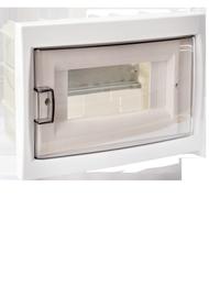 Mutlusan Breaker Box 8 MOD IP20 103x148x212mm White In-Wall
