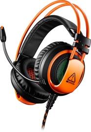Игровые наушники Canyon GH-5, oранжевый