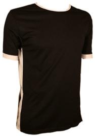 Bars Mens T-Shirt Black/White 169 XXL