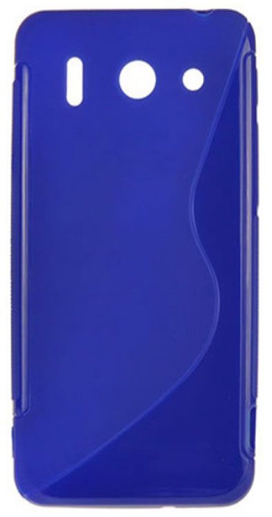 Telone Back Case S-Case for Huawei Ascend G510 Blue