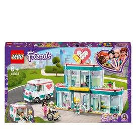 Конструктор LEGO Friends Городская больница Хартлейк Сити 41394, 379 шт.