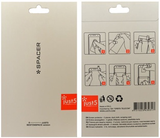 Just5 Screen protector Glossy For Spacer