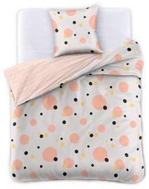 Комплект постельного белья DecoKing Sweety, 140x200 cm/70x90 cm