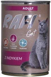 Mitrā kaķu barība Dolina Noteci & Piper Rafi, 0.4 kg