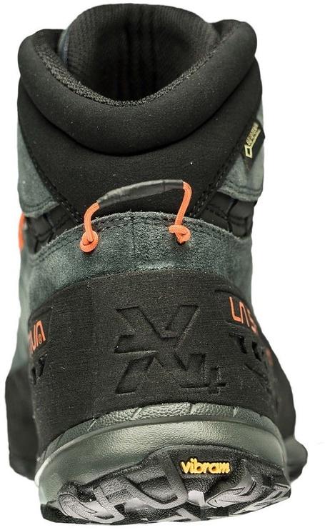 Zābaki ar augstu stulmu La Sportiva TX4 Mid GTX Carbon/Flame 41.5