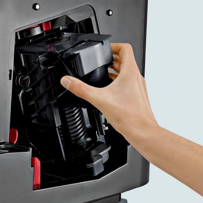 Kafijas automāts Siemens EQ.9 Plus TI9558X1DE Grey
