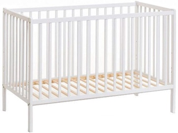Детская кровать ASM Cypi II White
