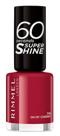 Rimmel London 60 Seconds Super Shine 8ml Nail Polish 710