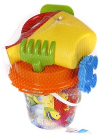 Набор игрушек для песочницы Verners 298 Acqualandia, многоцветный