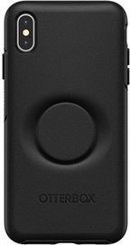 Otterbox Otter Back Case With PopSocket For Apple iPhone XS Max Black