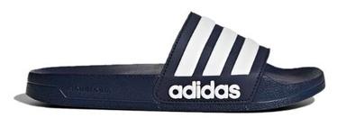 Adidas Adilette Cloudfoam Slides AQ1703 Navy Blue 40.5
