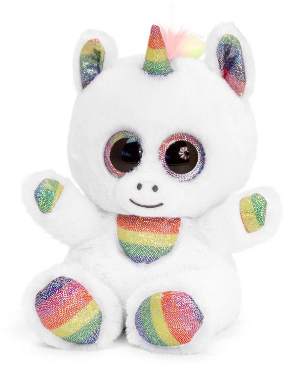 Плюшевая игрушка Keel Toys Animotsu Rainbow Unicorn, 25 см