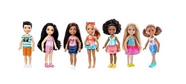 Кукла Mattel Barbie Club Chelsea DWJ33