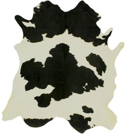 Home4you Cowhide Black And White Ca. 2-3m²