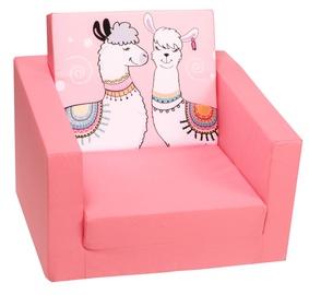 Bērnu krēsls Delta Trade DT5, rozā, 420 mm x 450 mm