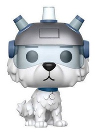 Rotaļlietu figūriņa Funko Pop! Animation Rick And Morty Snowball 178