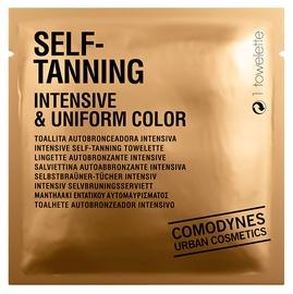 Салфетки для автозагара Comodynes Self-tanning Intensive & Uniform Color, 8 шт.