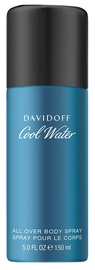 Дезодорант Davidoff Cool Water Spray, 150 мл