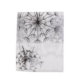 Ridder Moonflower Bathroom Curtains 180x200cm 303210