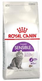 Sausā kaķu barība Royal Canin FHN Sensible 4kg