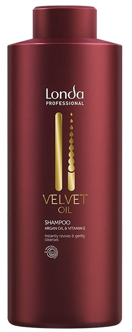 Londa Professional Velvet Oil Shampoo 1000ml
