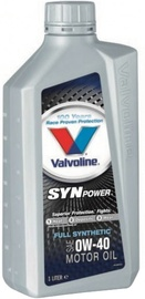 Valvoline SynPower 0w40 Engine Oil 1L