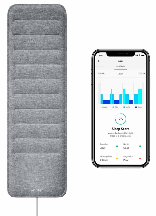 Withings Sleep Tracking Mat