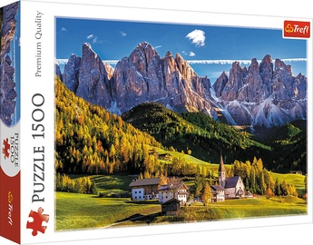 Trefl Puzzle Dolomites 1500pcs 26163