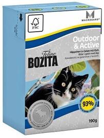 Mitrā kaķu barība Bozita Outdoor & Active, 0.19 kg