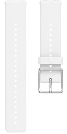 Polar Ignite Silicone Wristband M/L White