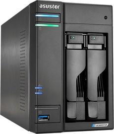 NAS korpuss Asustor LOCKERSTOR 2 AS6602T, 36000 GB
