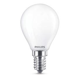 Philips LED Bulb P45 E14 4.3W 470lm