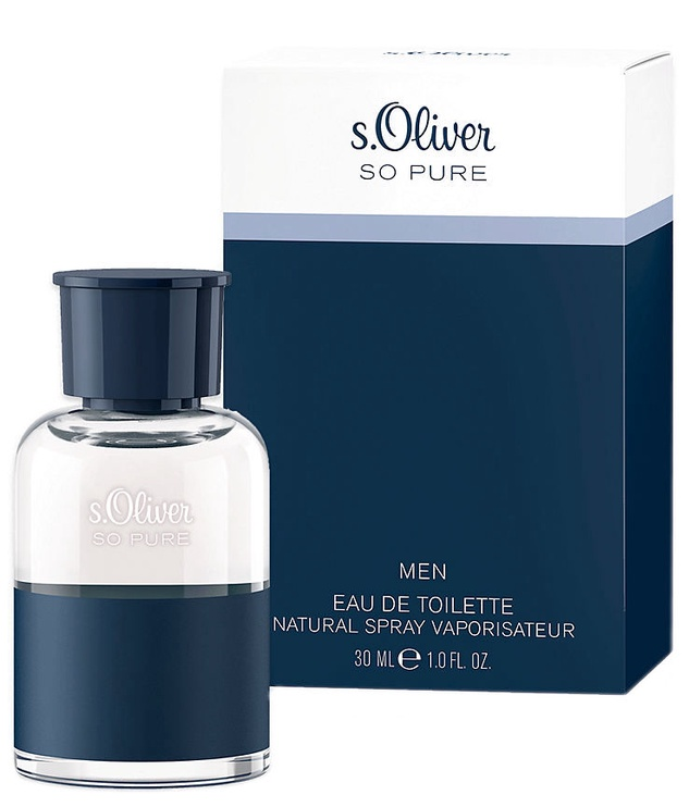 S.Oliver So Pure For Men 30ml EDT