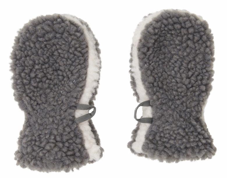 Перчатки Lodger Teddy Donkey, серый